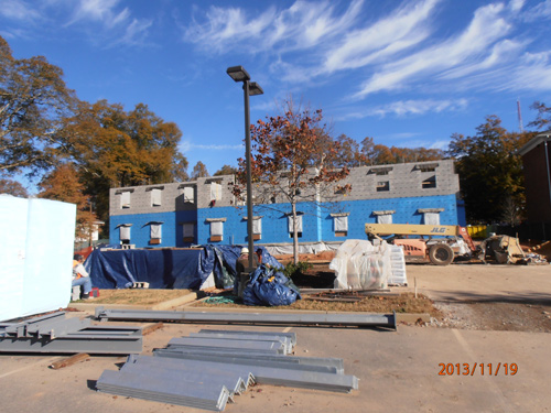Anderson University Heating Mechanical Project
