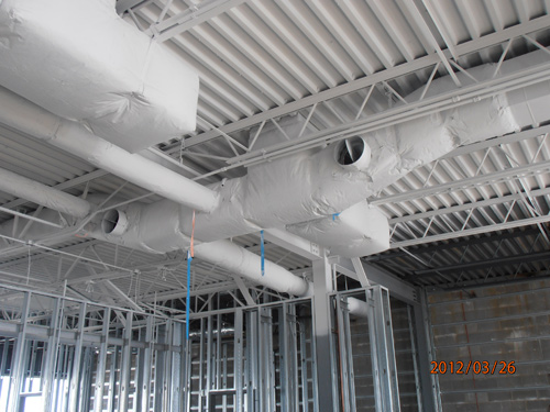 Verdae YMCA Heating Mechanical Project